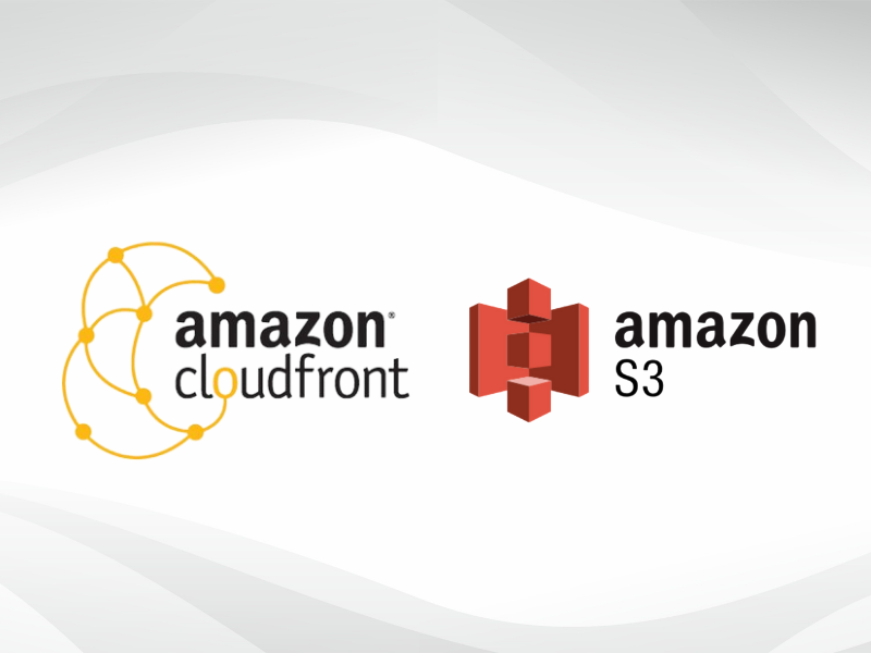featured image Hosting Static Website with AWS S3 + CloudFront